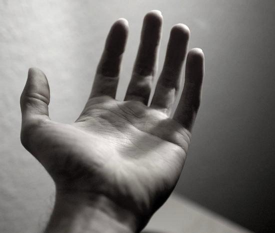 دست خالی